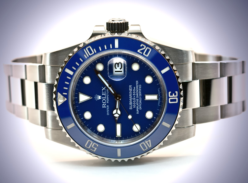 Rolex Submariner 16610 LV Review