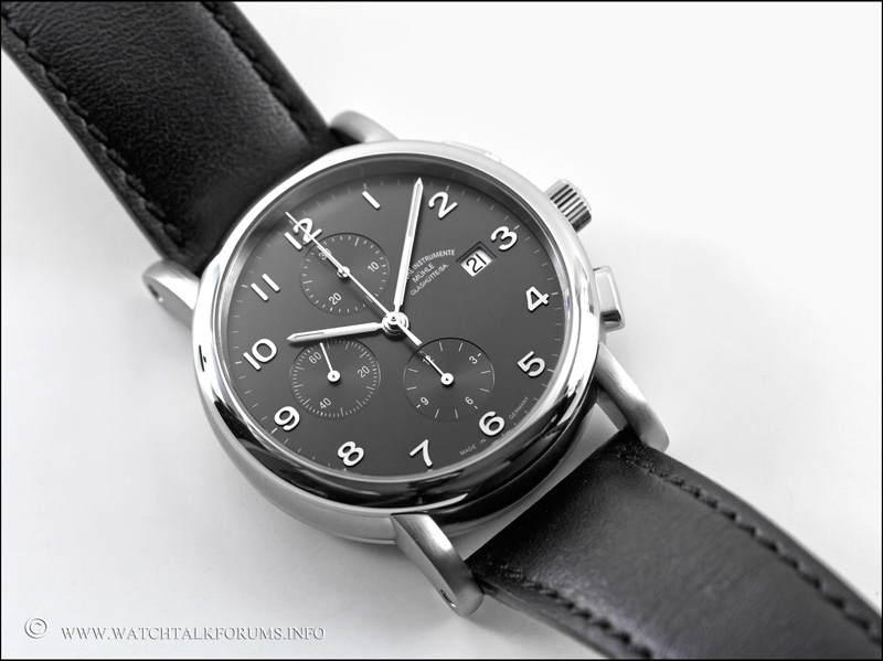 Experience with muhle glashutte for Muhle watches
