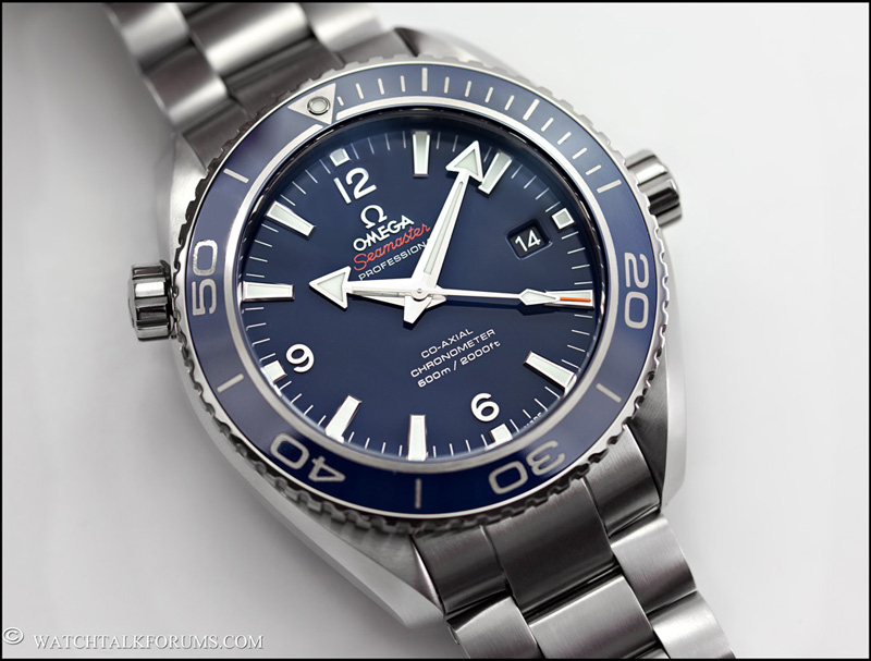 deep planet watches owned ocean pre seamaster black omega