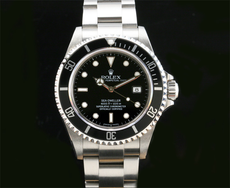 LUXURY TYME: THE ROLEX WATCH REFERENCE PAGE